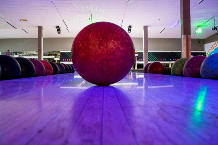 Abandoned All Star Bowling