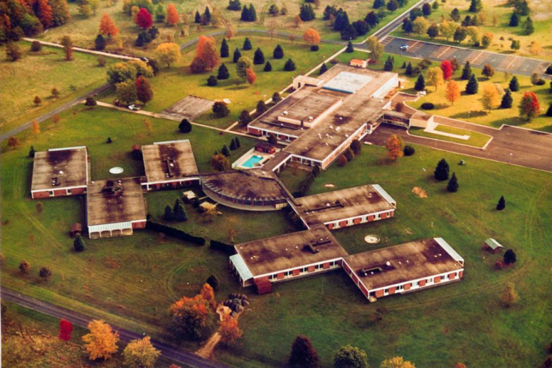 Abandoned Ontario Midwestern Regional Centre