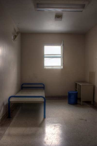 Bluewater Youth Detention Centre - youth's room