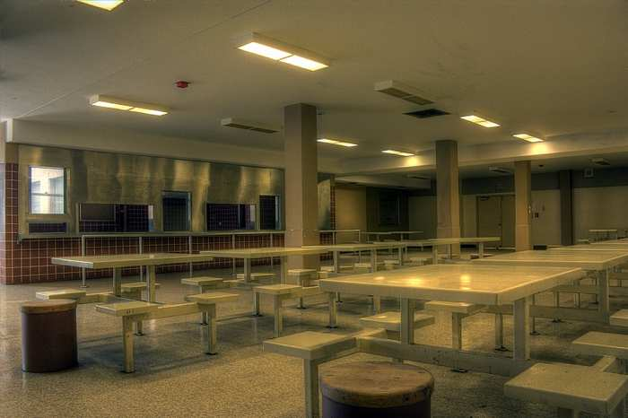Bluewater cafeteria