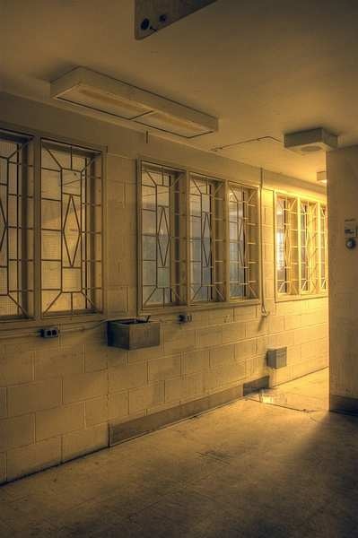 Bluewater Youth Detention Centre, Goderich. Abandoned ontario